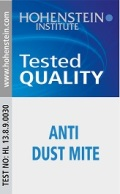 Anti Dust Mite Hohenstain Tested Quality