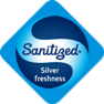 Sanitized Silver
